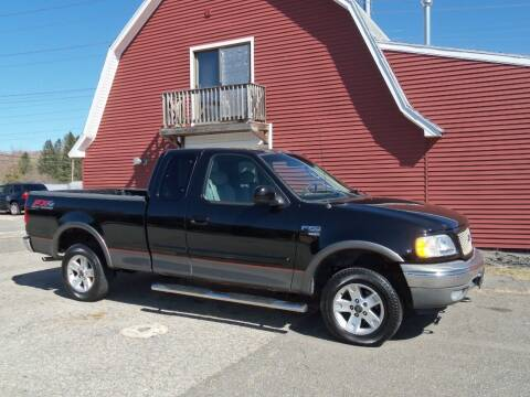 2003 Ford F-150 for sale at Red Barn Motors, Inc. in Ludlow MA