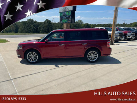 2018 Ford Flex for sale at Hills Auto Sales in Salem AR