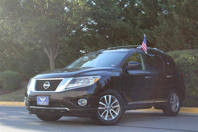 2015 Nissan Pathfinder for sale at Quality Auto in Sterling VA