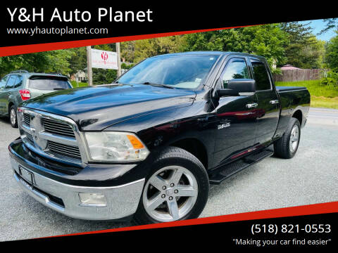 2010 Dodge Ram Pickup 1500 for sale at Y&H Auto Planet in West Sand Lake NY
