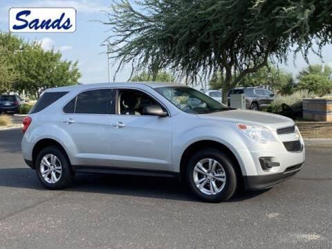 2015 Chevrolet Equinox for sale at Sands Chevrolet in Surprise AZ