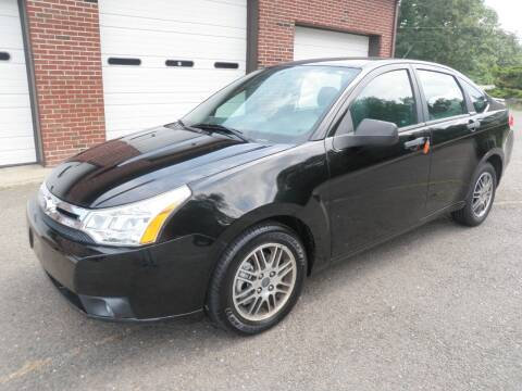 2011 Ford Focus for sale at Wolcott Auto Exchange in Wolcott CT