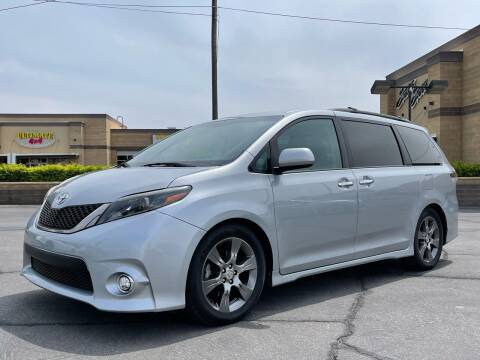 2015 Toyota Sienna for sale at Ultimate Auto Sales Of Orem in Orem UT