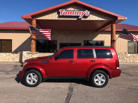 2007 Dodge Nitro for sale at Tommy's Car Lot in Chadron NE