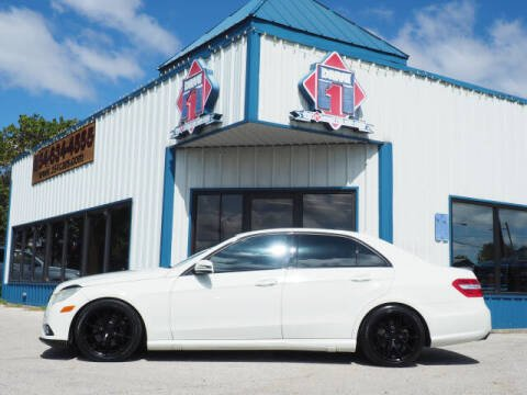 2010 Mercedes-Benz E-Class for sale at DRIVE 1 OF KILLEEN in Killeen TX