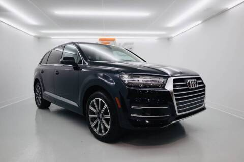 2017 Audi Q7 for sale at Alta Auto Group in Concord NC