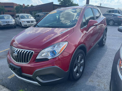 2014 Buick Encore for sale at Kellis Auto Sales in Columbus OH