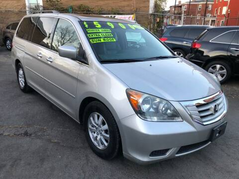 2008 Honda Odyssey for sale at James Motor Cars in Hartford CT
