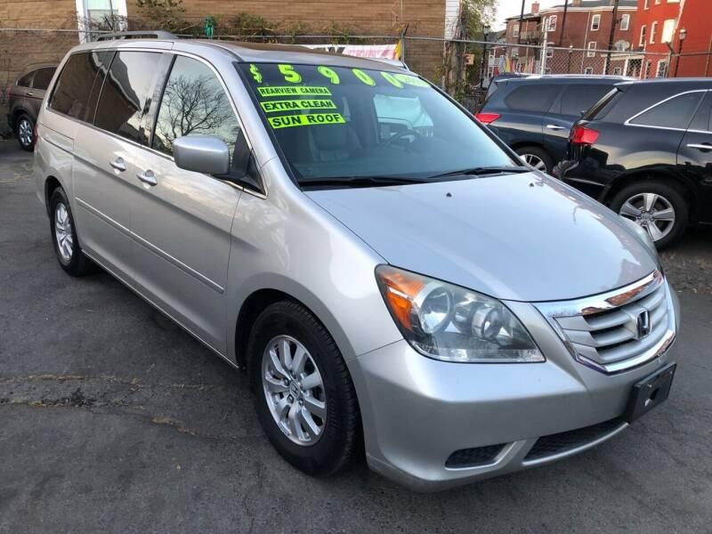 2008 Honda Odyssey for sale at James Motor Cars in Hartford CT