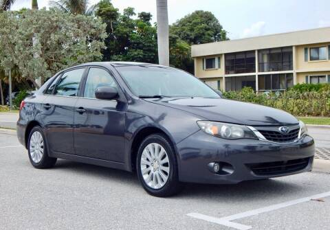 2008 Subaru Impreza for sale at VE Auto Gallery LLC in Lake Park FL
