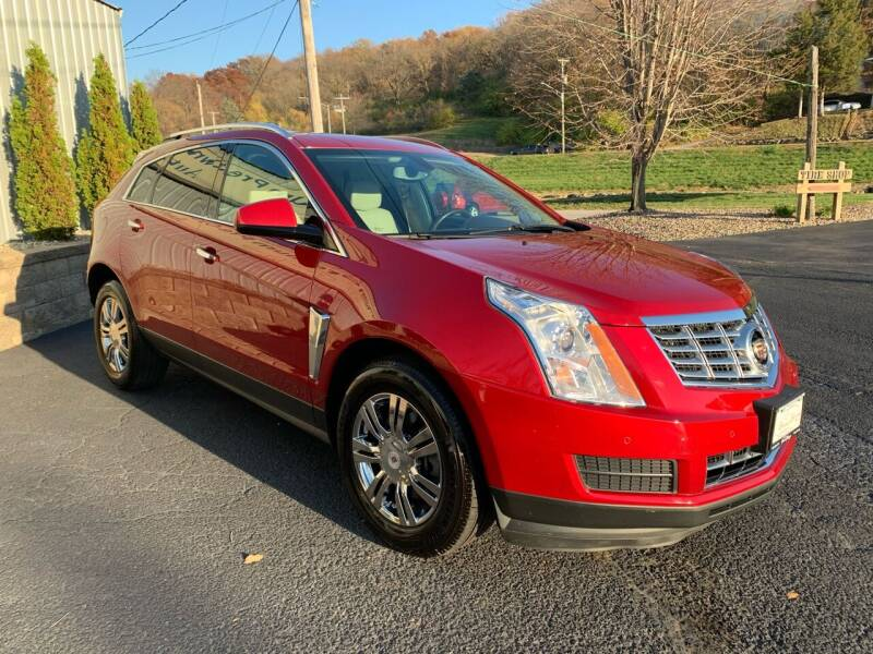 2015 Cadillac SRX for sale at PREMIUM PRE-OWNED AUTOS in East Peoria IL