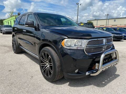 2013 Dodge Durango for sale at Marvin Motors in Kissimmee FL