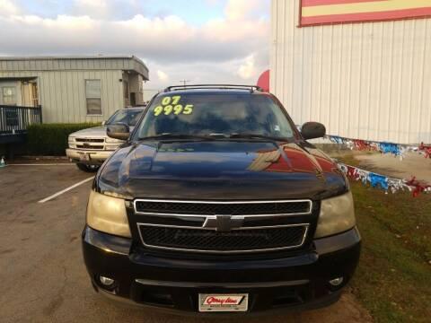 2007 Chevrolet Avalanche for sale at AUTOPLEX 528 LLC in Huntsville AL