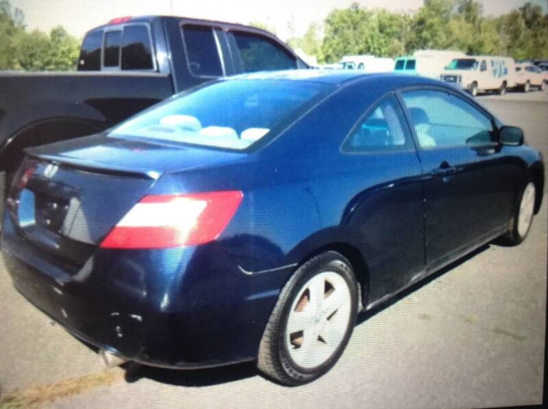 2008 Honda Civic for sale at GDT AUTOMOTIVE LLC in Hopewell NY