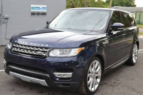 2015 Land Rover Range Rover Sport for sale at ManyEcars.com in Mount Dora FL