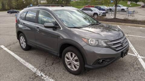 2014 Honda CR-V for sale at Kidron Kars INC in Orrville OH