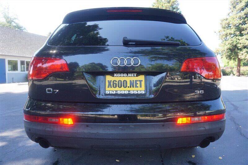 2008 Audi Q7 AWD 3.6 Premium quattro 4dr SUV - Fremont CA