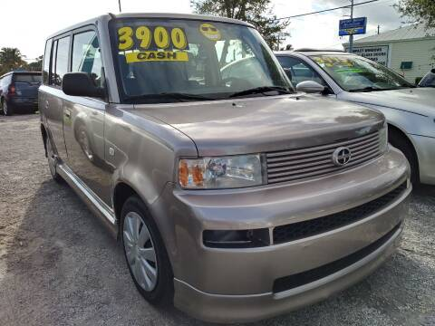 2004 Scion xB for sale at AFFORDABLE AUTO SALES OF STUART in Stuart FL