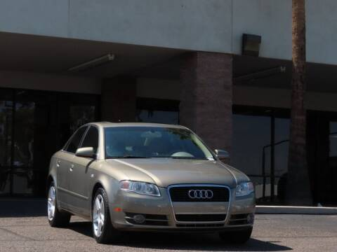 2006 Audi A4 for sale at Jay Auto Sales in Tucson AZ