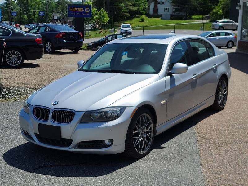 2010 BMW 3 Series for sale at Green Cars Vermont in Montpelier VT