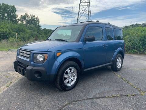 2008 Honda Element for sale at Fournier Auto and Truck Sales in Rehoboth MA