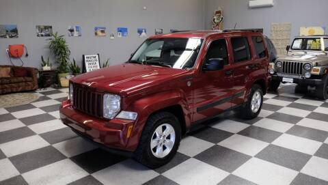 2012 Jeep Liberty for sale at Santa Fe Auto Showcase in Santa Fe NM