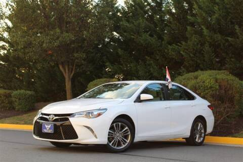 2015 Toyota Camry for sale at Quality Auto in Manassas VA