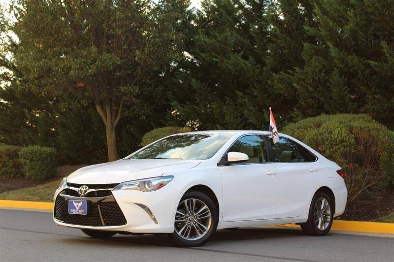 2015 Toyota Camry for sale at Quality Auto in Sterling VA