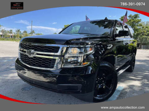 2017 Chevrolet Tahoe for sale at Amp Auto Collection in Fort Lauderdale FL
