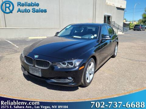 2012 BMW 3 Series for sale at Reliable Auto Sales in Las Vegas NV