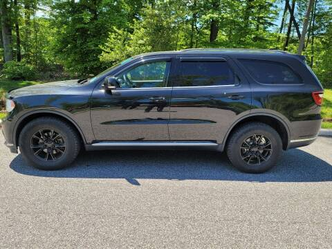 2014 Dodge Durango for sale at Car One in Essex MD