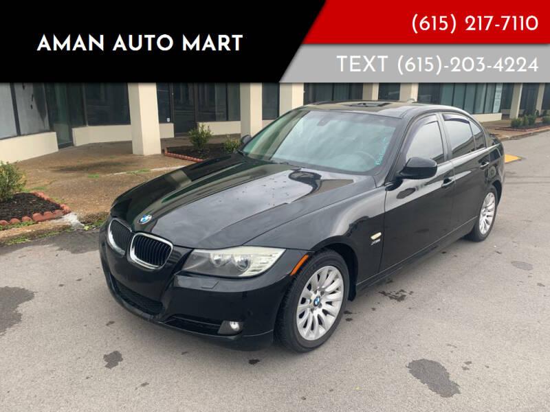 2009 BMW 3 Series for sale at Aman Auto Mart in Murfreesboro TN