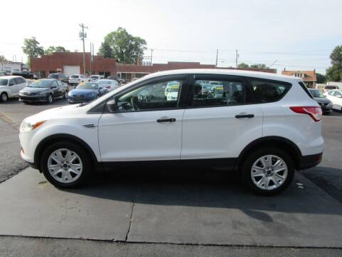 2014 Ford Escape for sale at Taylorsville Auto Mart in Taylorsville NC