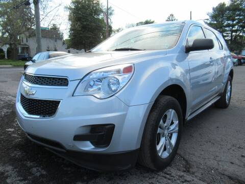 2015 Chevrolet Equinox for sale at PRESTIGE IMPORT AUTO SALES in Morrisville PA