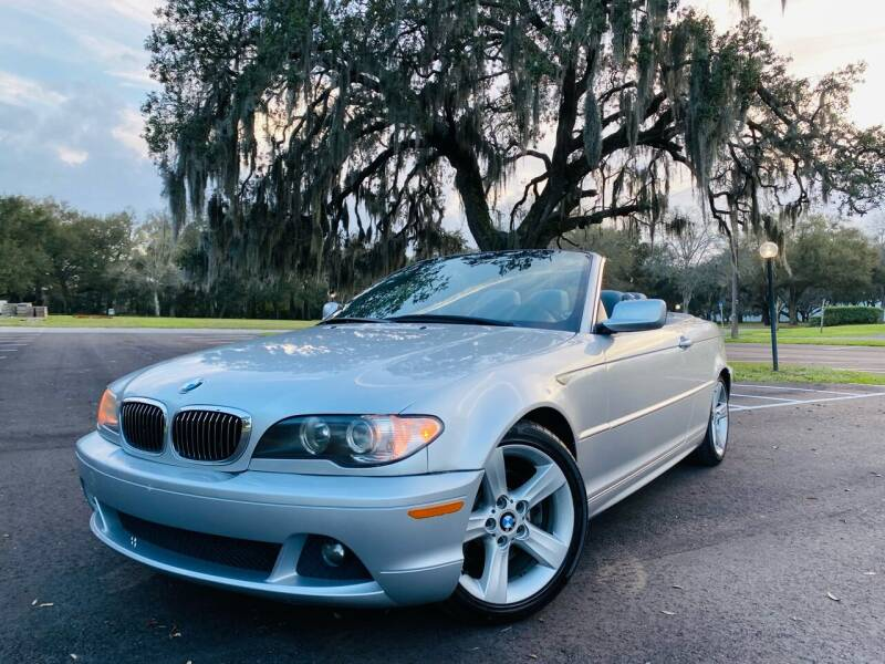 2006 BMW 3 Series for sale at FLORIDA MIDO MOTORS INC in Tampa FL