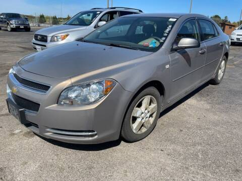 2008 Chevrolet Malibu for sale at Best Auto & tires inc in Milwaukee WI
