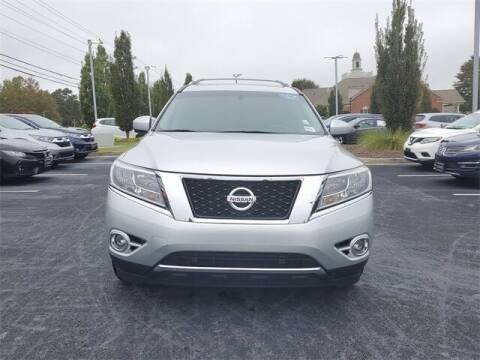 2014 Nissan Pathfinder for sale at Southern Auto Solutions - Georgia Car Finder - Southern Auto Solutions - Lou Sobh Honda in Marietta GA
