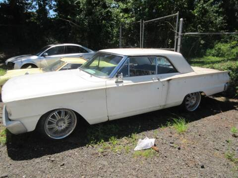 1963 Ford Fairlane 500 for sale at Island Classics & Customs in Staten Island NY