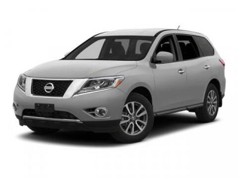 2013 Nissan Pathfinder for sale at JEFF HAAS MAZDA in Houston TX