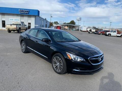 2017 Buick LaCrosse for sale at BULL MOTOR COMPANY in Wynne AR