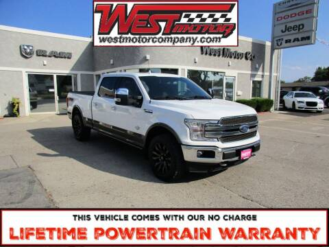 2020 Ford F-150 for sale at West Motor Company in Hyde Park UT