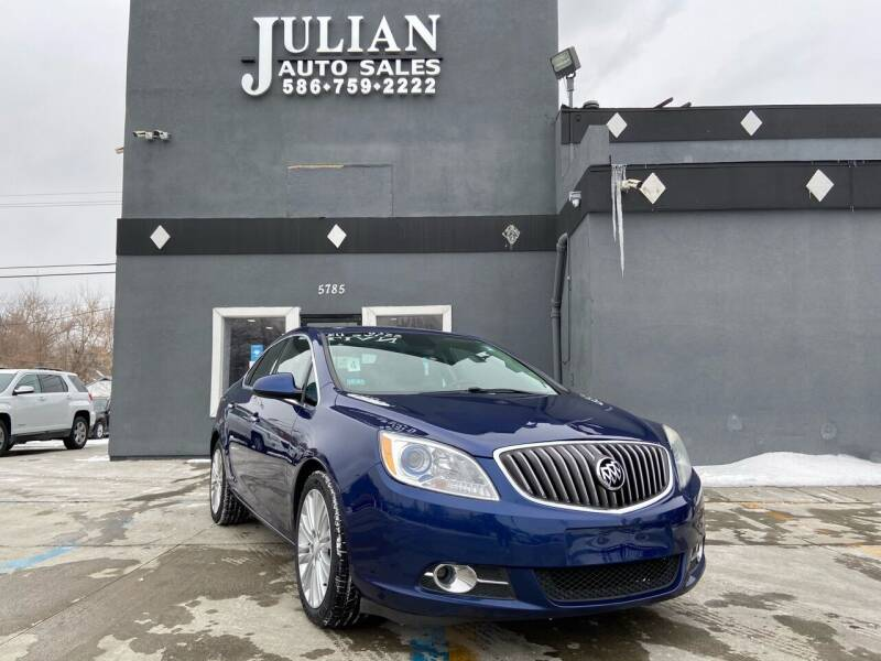 2014 Buick Verano for sale at Julian Auto Sales, Inc. in Warren MI