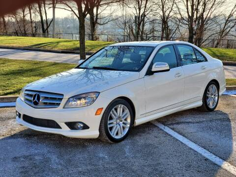 2009 Mercedes-Benz C-Class for sale at FAYAD AUTOMOTIVE GROUP in Pittsburgh PA