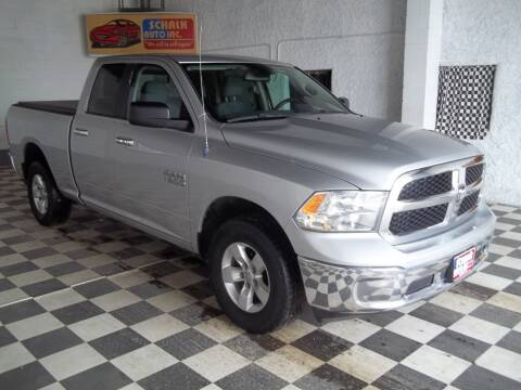 2014 RAM Ram Pickup 1500 for sale at Schalk Auto Inc in Albion NE