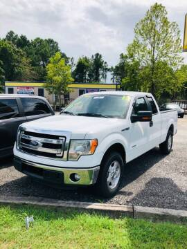 2013 Ford F-150 for sale at Capital Car Sales of Columbia in Columbia SC