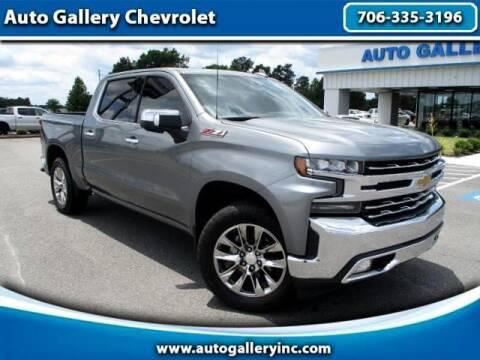 2019 Chevrolet Silverado 1500 for sale at Auto Gallery Chevrolet in Commerce GA