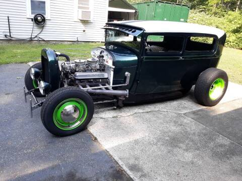 1929 Ford Model A for sale at CARuso Classic Cars in Tampa FL