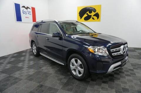 2018 Mercedes-Benz GLS for sale at Carousel Auto Group in Iowa City IA