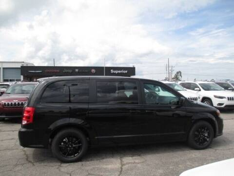 2019 Dodge Grand Caravan for sale at SUPERIOR CHRYSLER DODGE JEEP RAM FIAT in Henderson NC