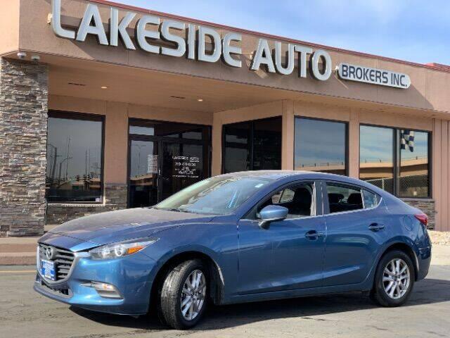 2017 Mazda MAZDA3 for sale at Lakeside Auto Brokers Inc. in Colorado Springs CO